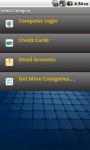 Master Password FREE screenshot 3/5