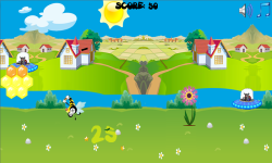 Honey Bee vs Alien Invasion screenshot 2/3