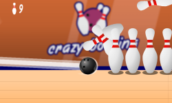 Crazy Bowling Ball screenshot 1/5