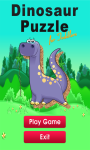 Dinosaur Puzzle for Toddlers screenshot 1/4