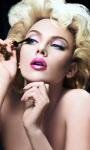Scarlett Johansson Makeup Live Wallpaper screenshot 1/4