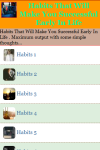 Habits That Will Make You Successful Early In Life screenshot 2/3