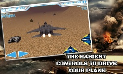 Air Force Combat Raider Attack Game screenshot 3/5