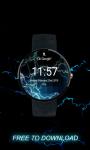 Electric Energy Watchface screenshot 3/4