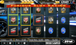 Furious Slot Racing screenshot 4/4