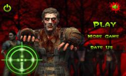 Gunner Trigger zombie Battle screenshot 1/4