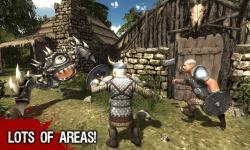 Spiky Head Simulation 3D screenshot 1/4