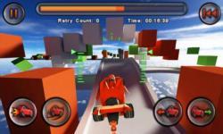 Jet Car Stunts intact screenshot 1/5