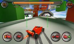 Jet Car Stunts intact screenshot 2/5