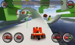 Jet Car Stunts intact screenshot 4/5