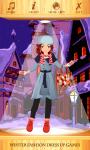 Winter Fashion Dress Up Games Top screenshot 2/5