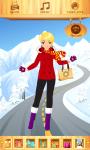 Winter Fashion Dress Up Games Top screenshot 3/5