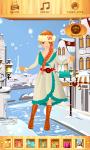 Winter Fashion Dress Up Games Top screenshot 4/5