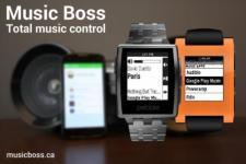 Music Boss for Pebble optional screenshot 3/6