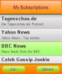 News-n-Blogs screenshot 1/1