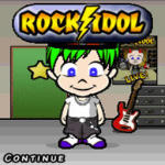 Rock Idol Free screenshot 2/2