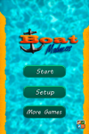 Android boat madness screenshot 1/5