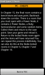 Dead Space 2 - Cheats - FREE screenshot 4/4