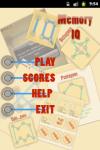 Memory IQ Game screenshot 2/6