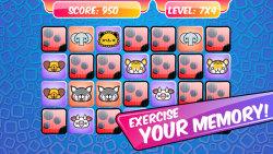 Brain Memory Game - Animals screenshot 2/5