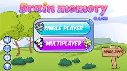 Brain Memory Game - Animals screenshot 5/5