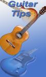 Guitar Tips screenshot 1/1