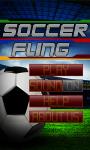 Soccer Fling 240x400 screenshot 2/5