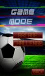 Soccer Fling 240x400 screenshot 3/5