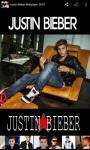 Justin Bieber Wallpaper 2014 screenshot 2/6