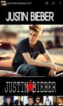 Justin Bieber Wallpaper 2014 screenshot 3/6