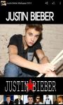 Justin Bieber Wallpaper 2014 screenshot 5/6