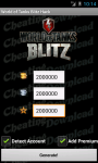 World of Tanks Blitz Cheats Unofficial screenshot 1/2