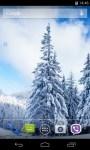 Winter Landscapes Live Wallpaper screenshot 1/5