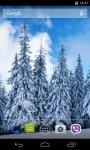 Winter Landscapes Live Wallpaper screenshot 2/5