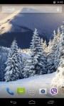 Winter Landscapes Live Wallpaper screenshot 3/5