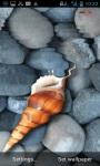 Shell in Water LWP screenshot 2/3