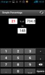 Percentage Calculator Pro Free screenshot 2/4