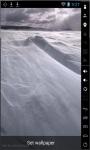 Winter Storm Live Wallpaper screenshot 1/2