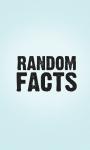 Random Facts 240x400 screenshot 1/1