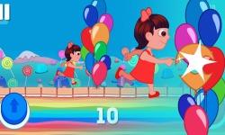 Girls Candy Adventure screenshot 1/4