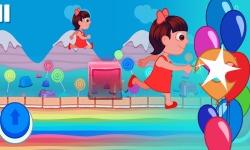 Girls Candy Adventure screenshot 2/4