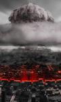 Nuclear Explosion Live Wallpaper screenshot 1/4