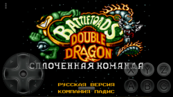 Battletoads Double Dragon screenshot 1/5
