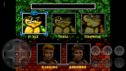 Battletoads Double Dragon screenshot 2/5