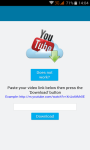Mob Youtube Downloader screenshot 1/1