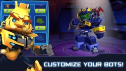 Angry Birds Transformers RIKA screenshot 2/3