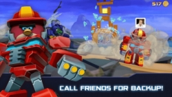 Angry Birds Transformers RIKA screenshot 3/3