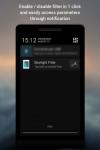 Blauw licht filter PRO proper screenshot 2/6