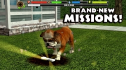 Stray Dog Simulator maximum screenshot 1/6