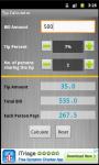 Tip-Calculator screenshot 2/2